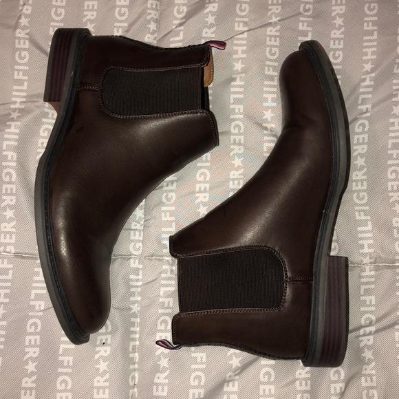 c17fdc200816a9 Men s Tommy Hilfiger Chelsea boots
